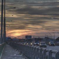 Мост на Новой Риге, Рублево
