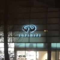 Infiniti Car retail Genser in Moscow, Рублево