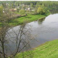 Река Руза / Ruza River, Руза
