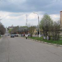 Социалистическая улица (Вид на запад) / Socialisticheskaya Street (View on West), Руза