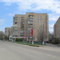 Федеративная улица / Federativnaya Street, Руза