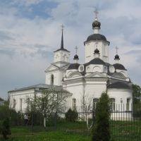 Храм Дмитрия Солунского / Dmitry Solunsky Temple, Руза