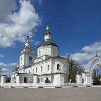 Руза, Церковь Покрова Пресвятой Богородицы, Руза