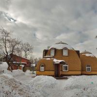 домик в салтыковке, Салтыковка