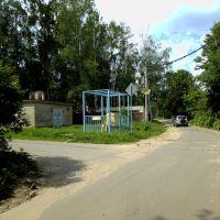 Улица Нижняя, Салтыковка