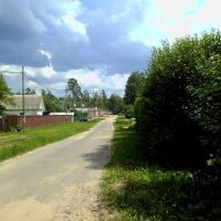 Посёлок, Салтыковка