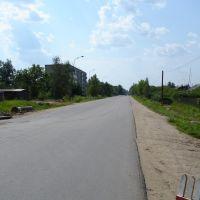 Дорога на Юркино, Северный