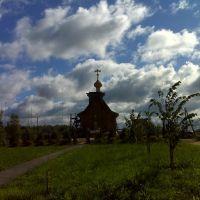 Церковь в поселке Северный, Северный