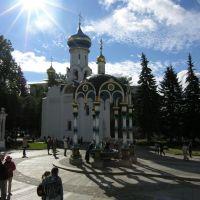 Zagorsk Monastero di San Sergio, Сергиев Посад