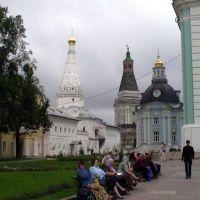 Sergiyev Posad, San Sergio, un pellegrinaggio in Russia paragonabile alla nostra città del Vaticano., Сергиев Посад