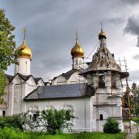 Сергиев Посад. Пятницкая церковь, Сергиев Посад
