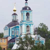 Church of Saints Apostles Peter and Paul / Sergiyev Posad, Russia, Сергиев Посад