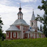 Ilyinskaya Church / Sergiyev Posad, Russia, Сергиев Посад