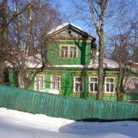 Пионерская ул., Сергиев Посад