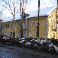 Трескающийся дом, Сергиев Посад