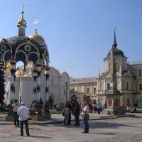 Monastero della Trinità di San Sergio, Сергиев Посад