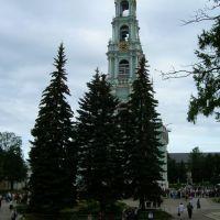 Sergiev Posad - Vaticano russo - Torre Campanaria, Сергиев Посад