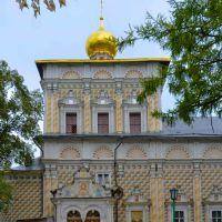 Церковь Сергия Радонежского в трапезной палате Троице-Сергиевой лавры, Сергиев Посад