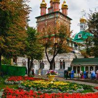 St Sergius Monastery.. Sergiev Posad.. Russia. by geotsak, Сергиев Посад