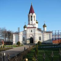 храм, Серебряные Пруды