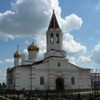 Церковь в Серебряных прудах, Серебряные Пруды