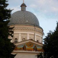 Никольская церковь, Серебряные Пруды