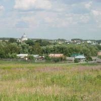 Село, Серебряные Пруды
