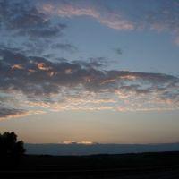 Закат, Серебряные Пруды