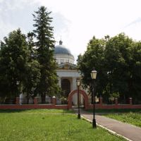 Церковь Николая Чудотворца, Серебряные Пруды