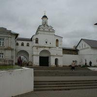Введенский монастырь, Серпухов