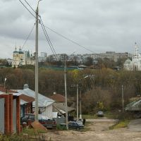 церкви Успения, Ильи, соборТроицы., Серпухов