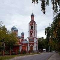 Church of All Saints / Serpukhov, Russia, Серпухов