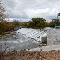 Dam on the Nara river / Serpukhov, Russia, Серпухов