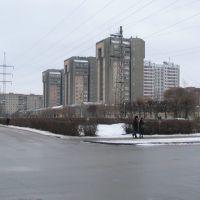 Serpukhov, Gorkogo street, Серпухов