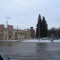 Serpukhov, Серпухов