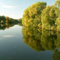 Берега реки Нары в Серпухове, Серпухов
