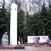 Солнечногорск. Мемориал с вечным огнём, Солнечногорск