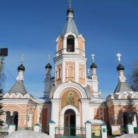 Никольская церковь., Солнечногорск