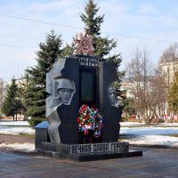 Вечная слава героям, Солнечногорск