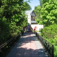 Памятник, Солнечногорск