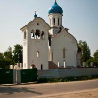 Nativity Church (Храм Рождества Пресвятой Богородицы) / Govorovo / Russia / 2011, Солнцево
