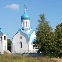 Церковь Рождества Пресвятой Богородицы (Говорово) The Church Of The Nativity Of The MostHoly Mother Of God, Солнцево