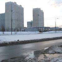 Москва Солнцево, Солнцево