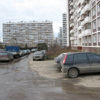 ул. Волынская, Солнцево