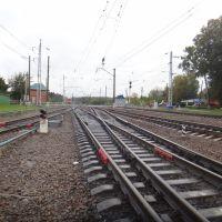 Станция Софрино, Нечётная горловина, Софрино