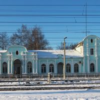 Sofrino railway station, Софрино