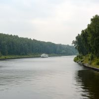 Dolgoprudny, Moskovskaya oblast, Russia., Старбеево