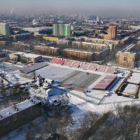 """Стадион """"Родина"""", Старбеево"""