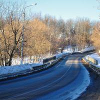 Мост через реку Химка, Старбеево