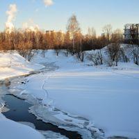 Река Химка, Старбеево